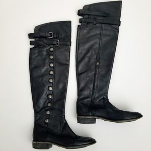 SAM EDELMAN Pierce Over The Knee Boots